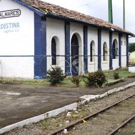Estação Ferroviária – União dos Palmares (AL)
