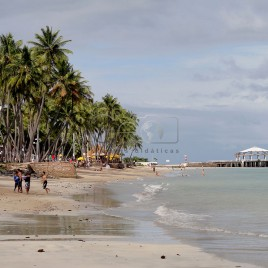 Praia dos Sete Coqueiros