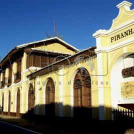Estação ferroviária – Piranhas (AL)
