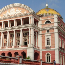 Teatro Amazonas (frontal)