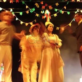 Encenação de Festa Junina