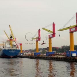 Terminal de cargas Porto de Manaus