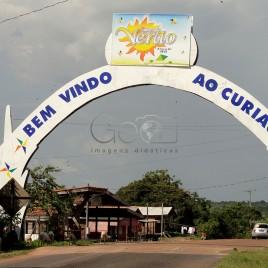 Portal de entrada de Curiaú – Macapá (AP)