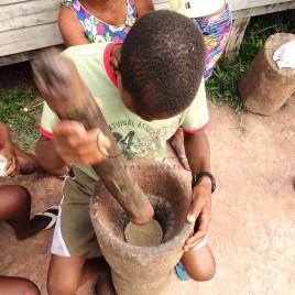 Garoto da Comunidade de Curiaú – Macapá