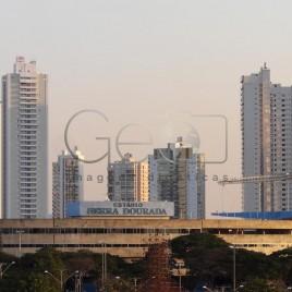 Prédios em Goiânia