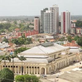 Vista de Belém (PA)