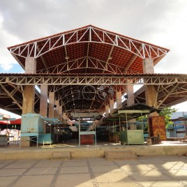Mercado Municipal (Fechado – Domingo)