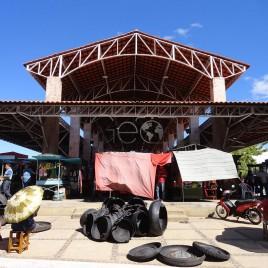 Mercado Municipal (Aberto – Segunda)