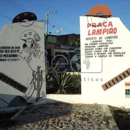 Praça Lampião – Poço Redondo (SE)