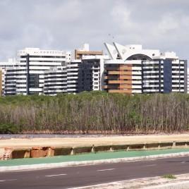 Manguezal e Prédios – Aracaju (SE)
