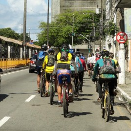 Ciclistas – Aracaju, SE
