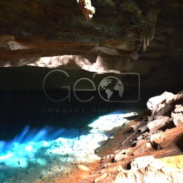 Gruta Azul – Chapada Diamantina, BA