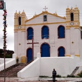 Igreja de Santa Isabel – Mucugê (BA)
