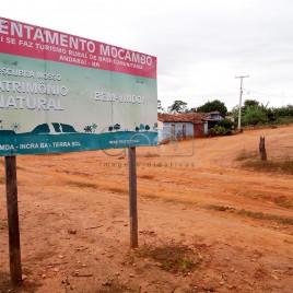 Assentamento Mocambo – Andaraí, BA