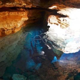 Poço Azul – Chapada Diamantina