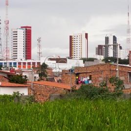 Casas populares e edifícios, Feira de Santana (BA)