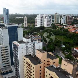 Vista da cidade a partir do bairro de STIEP