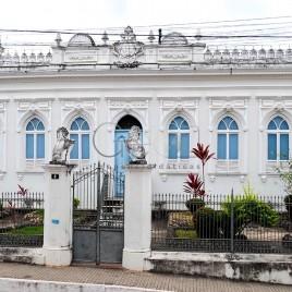 Casario do centro histórico