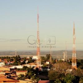 Antenas em Juazeiro do Norte (CE)