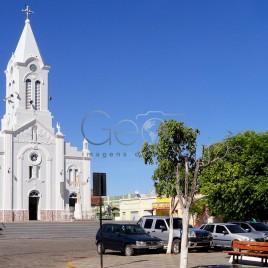 Praça da Igreja Matriz – Mauriti (CE)