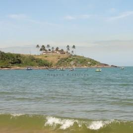 Praia em Guarapari (ES)