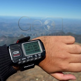 Uso de GPS – Parque Nacional do Caparaó