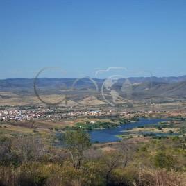 Vista de São José de Piranhas (PB)