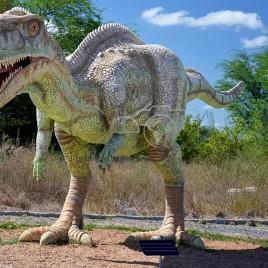 Réplica de Dinossauro – Sousa, PB