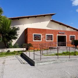 Museu do Vale dos Dinossauros, Sousa (PB)
