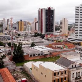 Prédios e casarões antigos – Curitiba, PR