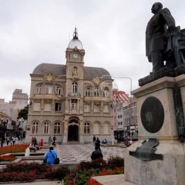Estátua de Barão do Rio Branco – Curitiba
