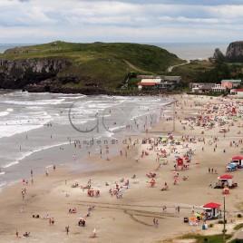 Praia e Falésias – Torres (RS)