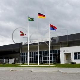 Fábrica da BMW – Araquari (SC)