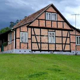 Casa em Estilo Enxaimel – Pomerode (SC)