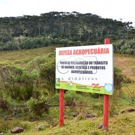 Defesa Agropecuária – B. J. da Serra (SC)