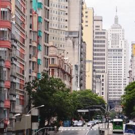 Vista para Edifício Altino Arantes