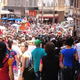 Região da 25 de Março – São Paulo (SP)