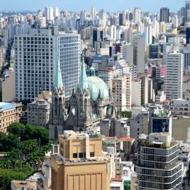 Vista do Edifício Altino Arantes