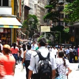 Rua XV de Novembro – São Paulo (SP)