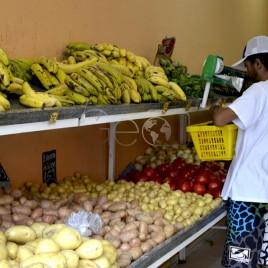 Comércio de Hortifrutis – Bananal (SP)