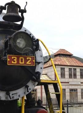 Estações e Ferrovias