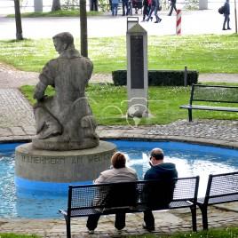 Idosos em Parque na Alemanha