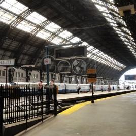 Estação de Trem de Retiro – Buenos Aires
