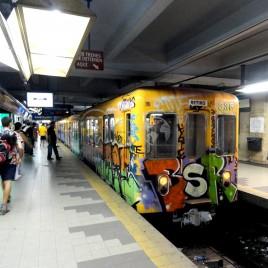 Estação de Metrô – Buenos Aires