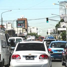 Trânsito em Buenos Aires