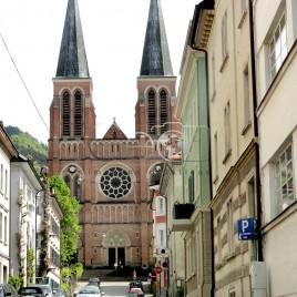 Igreja em estilo Gótico