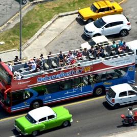Ônibus de Turismo – Havana