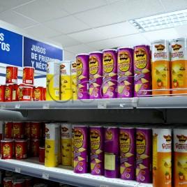 Prateleira de Supermercado – Havana, Cuba