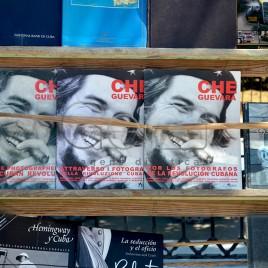 Livros fotográficos sobre Che Guevara
