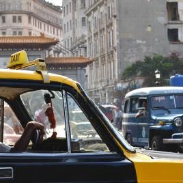Carros em Habana Vieja